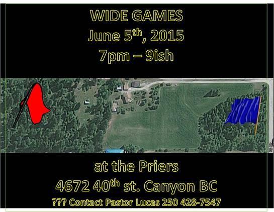 wide games