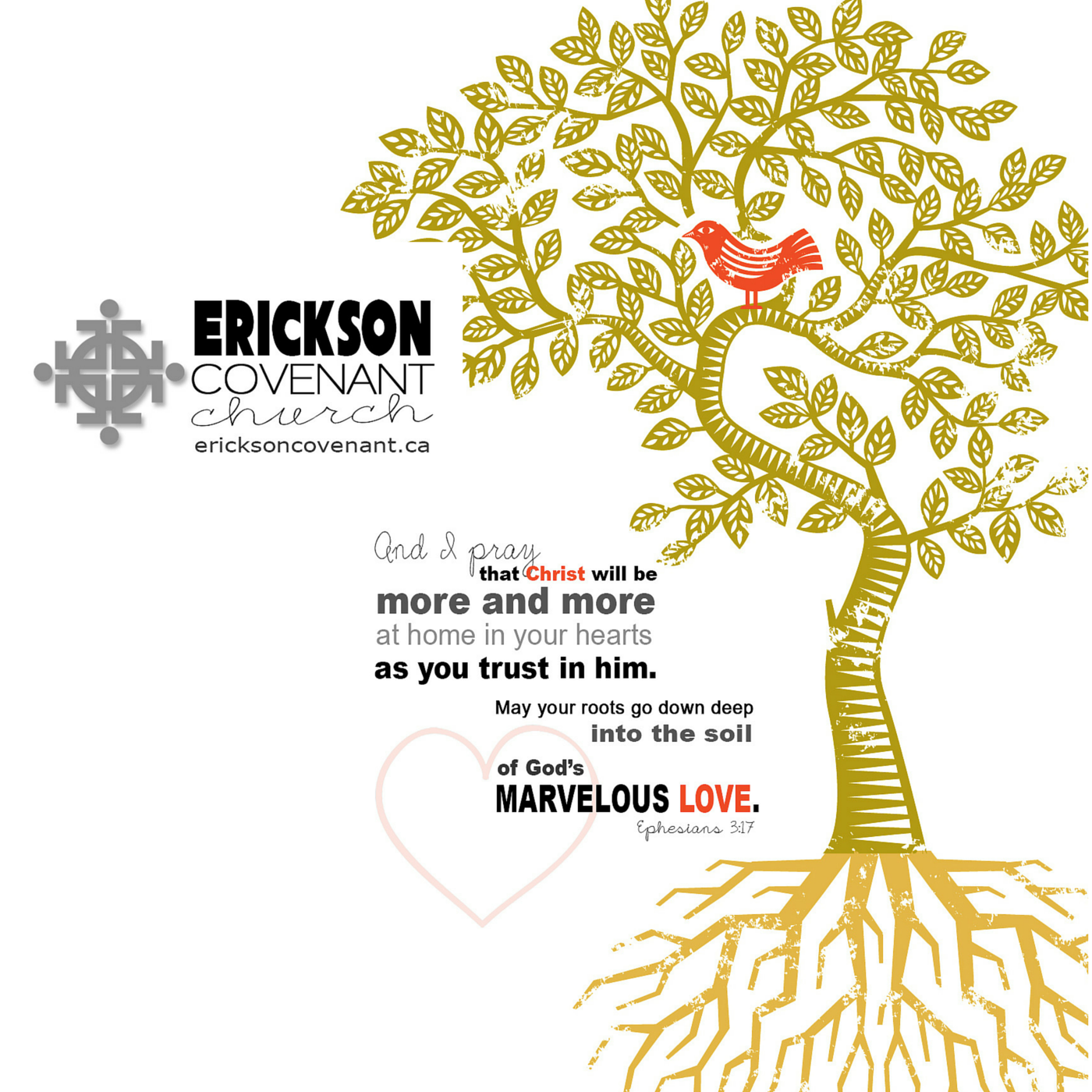 Erickson Covenant Church - Creston BC