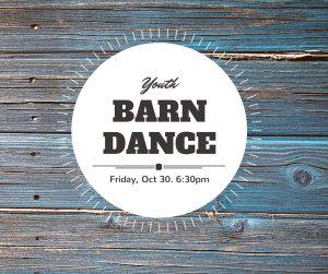 Friday, Oct 30. 6-30pm
