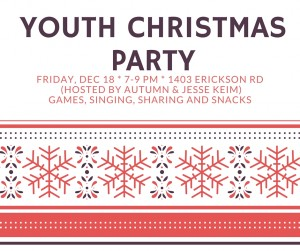 Youth Christmas party (1)