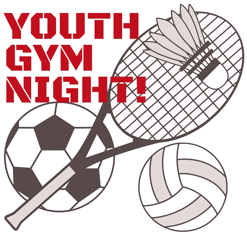 YOUTH GYM NIGHT!