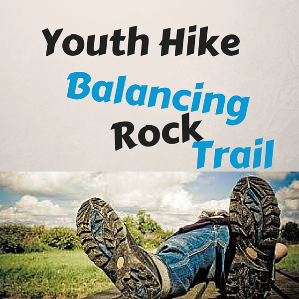 BalancingRock Trail Hike
