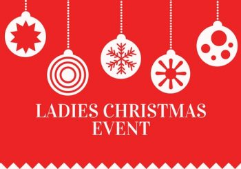 Ladies Christmas Event