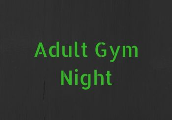 Adult Gym Night