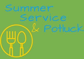 Lister Park Service & Potluck