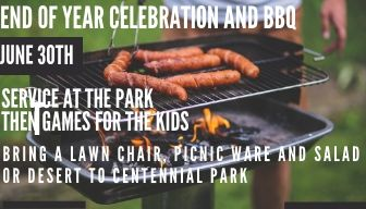 End of Year Service and BBQ